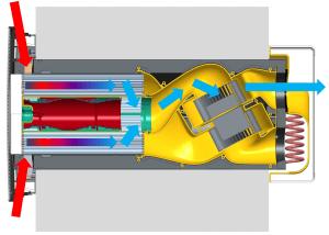 Air70 - flechas - extracción