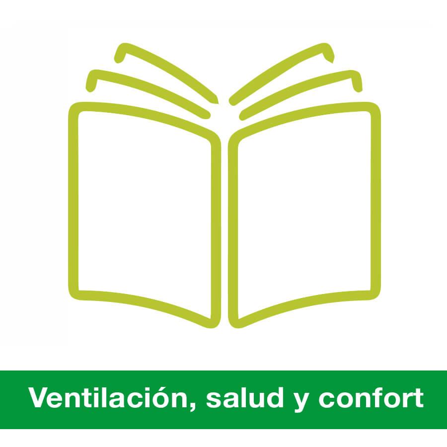 Información técnica de sistemas de ventilación mecánica