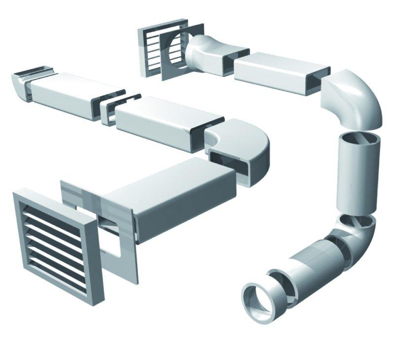 ventilación simple flujo autorregulable