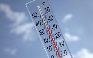 medir la temperatura