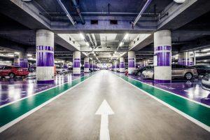 ventilacion en aparcamientos