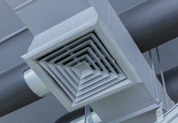La rejilla dentro del sistema de ventilación de tu vivienda