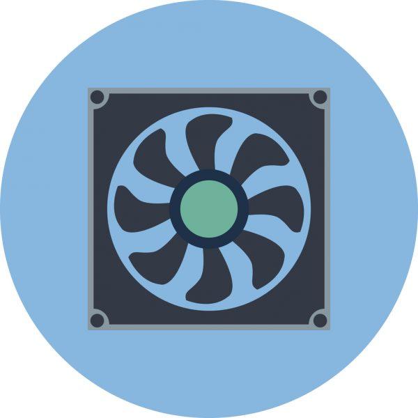 tipos de ventiladores