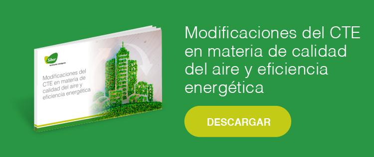 CTA Horizontal E-Book - Modificaciones del CTE en materia de calidad del aire y eficiencia energética