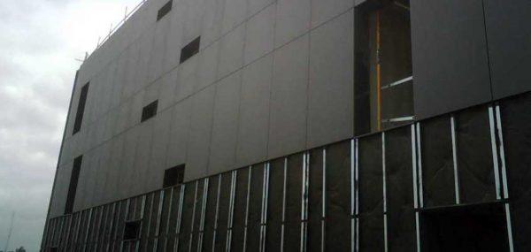efecto chimenea fachada ventilada