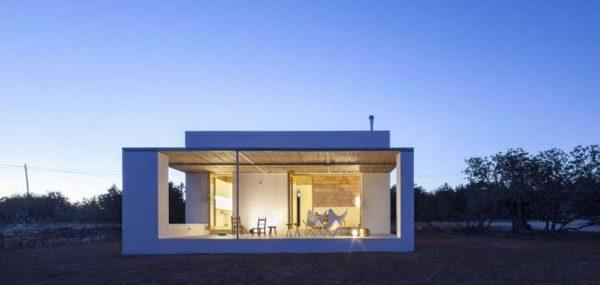 Ventilación cruzada casas sostenibles
