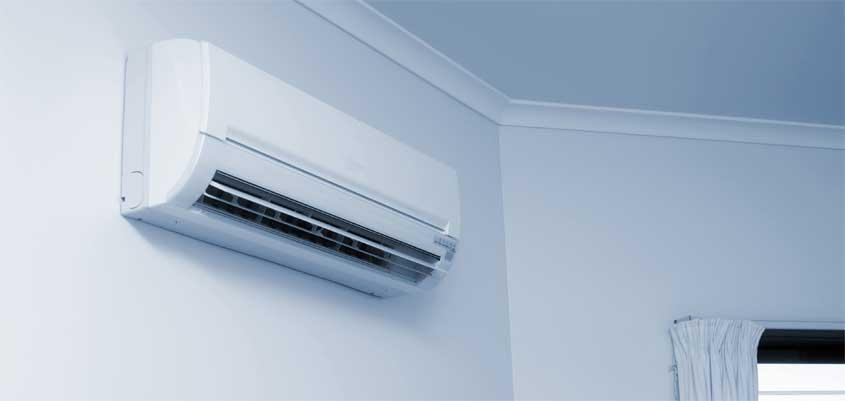 aire acondicionado factura de la luz