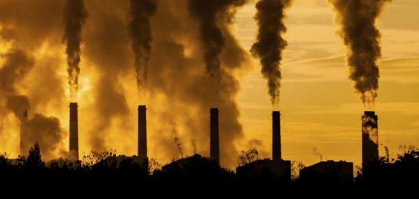 Principales contaminantes del aire