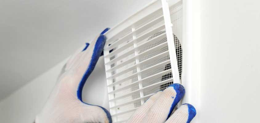 Rejillas de ventilación estéticas