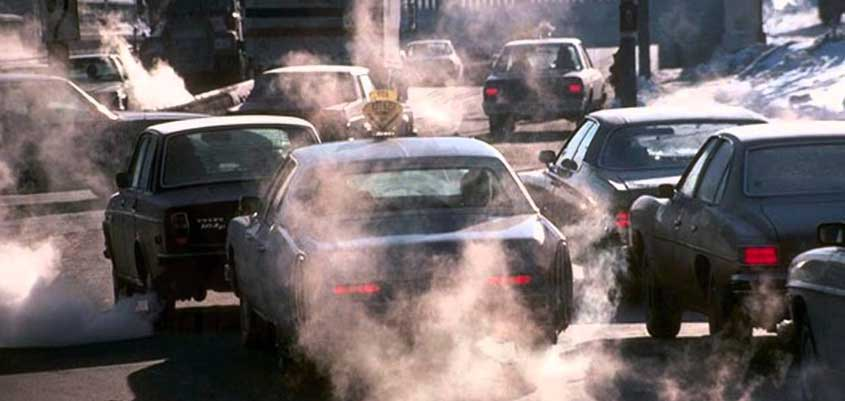 Polución y tráfico