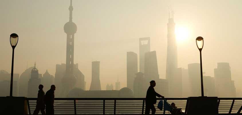 Gases contaminantes en el aire