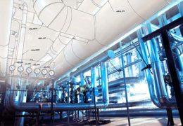 Ventilación en naves industriales, normativa y diseño