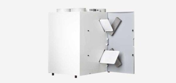 Filtros de aire ventilación