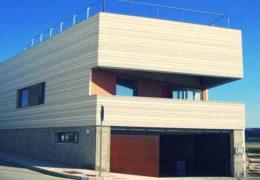 La primera Passivhaus de España en clima extremo