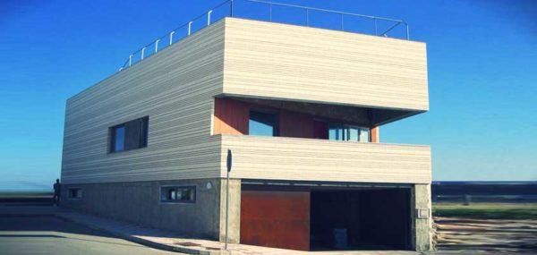 La primera Passivhaus en clima extremo
