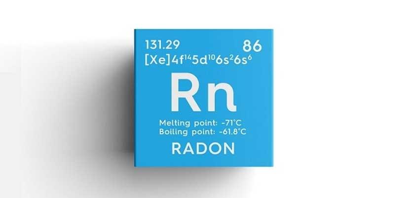 Gas radón en edificios públicos