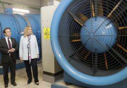 Gestión de la ventilación eficiente en grandes espacios