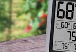 Aprende a medir la humedad necesaria en el hogar
