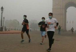 Deporte con aire contaminado, ¿cómo podemos protegernos?