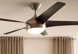 Ventiladores de techo en verano, ¿funcionan o no?