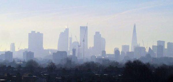 Edificios contaminantes