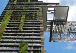 Sostenibilidad en la arquitectura, retos de presente y futuro