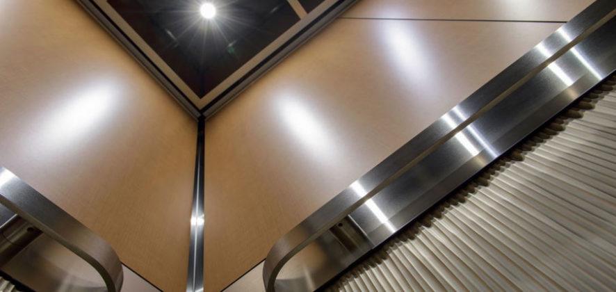 Ventilación en huecos de ascensor