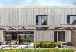 Casas ecológicas, apuesta por la sostenibilidad en el hogar