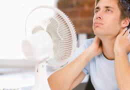 Estrés térmico en la oficina, problemas por una mala climatización laboral