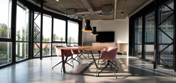 Climatización en oficinas