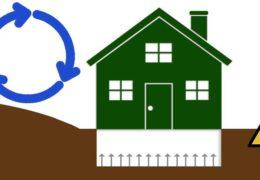 Ventilación contra el gas radón y otras formas de protegerse
