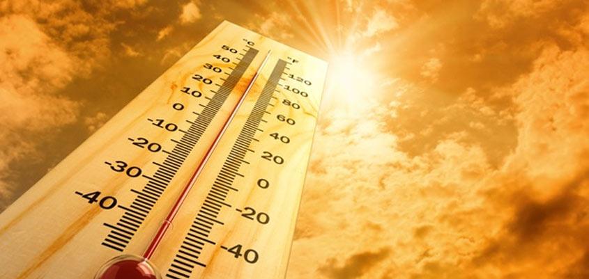 humedad en el hogar durante olas de calor