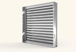Rejillas en sistemas de ventilación, usos y tipos