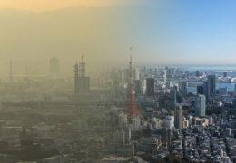 Aire contaminado en exteriores e interiores, ¿cuál es más peligroso?