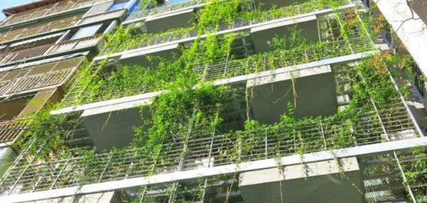 Arquitectura sostenible y ecológica