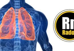Cáncer de pulmón por mala calidad del aire: el peligro del gas radón