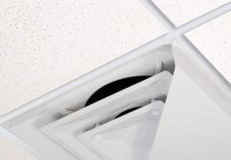 Difusor de aire, colocación e importancia en la ventilación