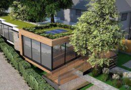 ¿Cuánto puede ahorrar una casa sostenible?