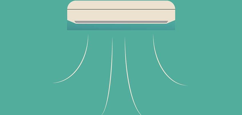 Ventilación forzada y aire acondicionado