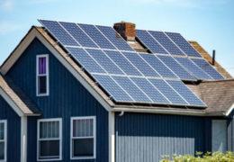 Energía solar térmica en hogares ecológicos