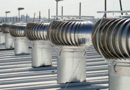 Ventilación eólica, ¿cómo extraer el calor en verano?