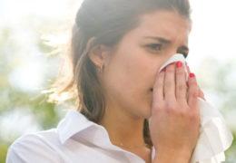 Combate las alergias con aire de mejor calidad en casa