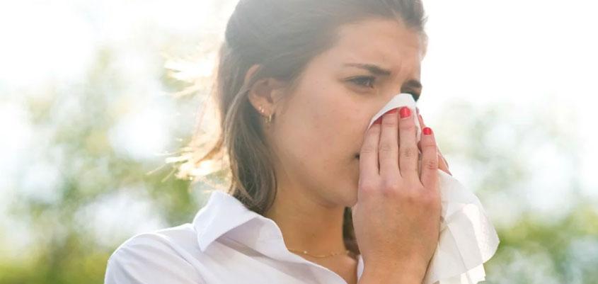 alergias en el hogar