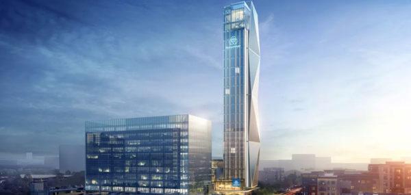 Edificios del futuro