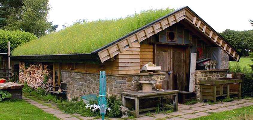 casas ecológicas y económicas