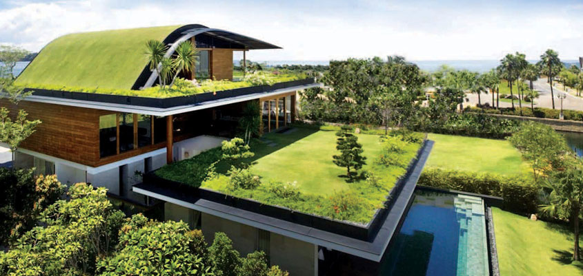 Vivienda sostenible convertir hogar